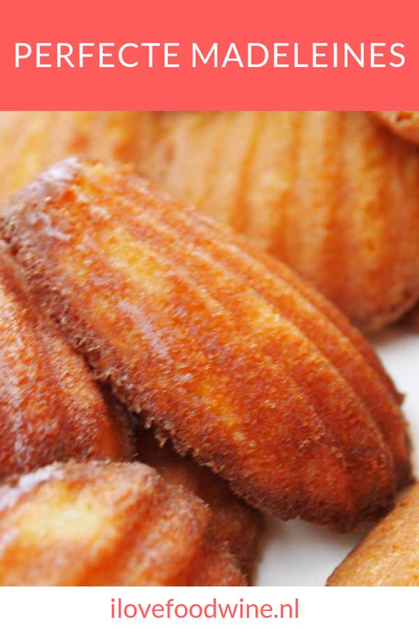 Maak zelf ook deze perfecte Madeleines (of financiers): goudbruine schelpvormige cakejes, verleidelijk geurend naar roomboter en vanille. Een makkelijke recept en succes verzekerd! Lees het recept op de blog