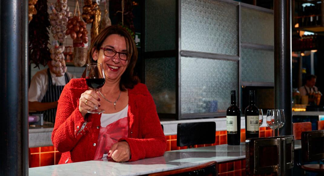 Culinair journalist Jolande Vos
