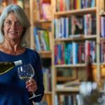 Wijnjournalist Magda van der Rijst