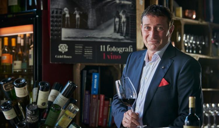 Wijnschrijver Fred Nijhuis