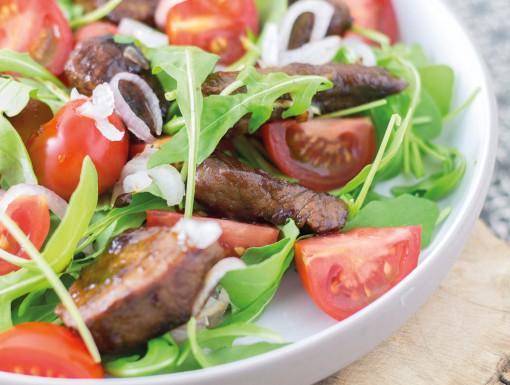 Vietnamese biefstukpuntjes uit de wok