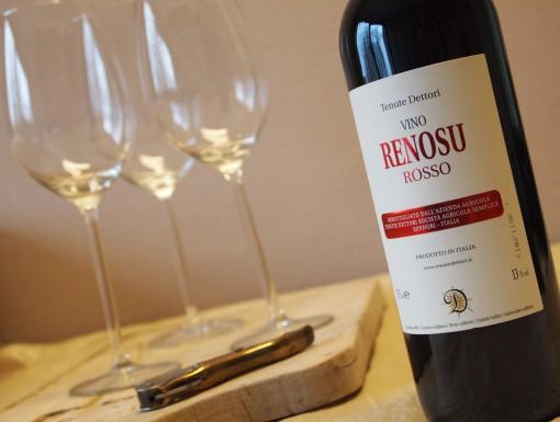 Rosso Renosu uit Sardinië