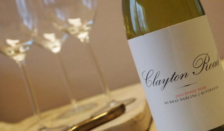 Pinot noir Clayton Road