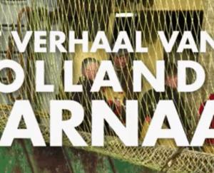 Hollandse garnalen vissers