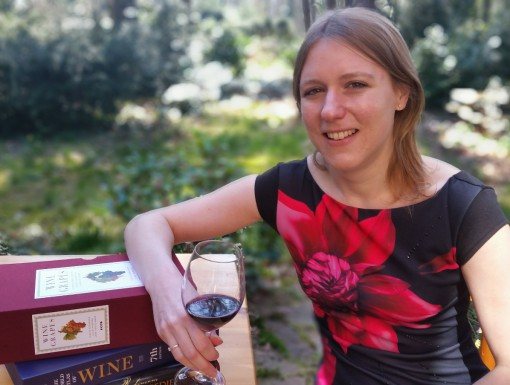 Monique van Kruining is vinoloog, en een van schrijvers in het team van I Love Food & Wine