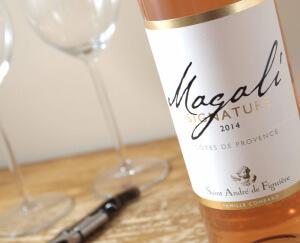 Magalis Signature rosé