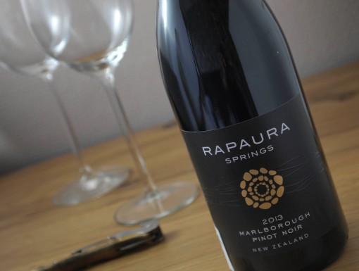 Pinot Noir Rapaura Springs
