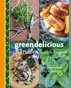 Cover Greendelicious kruiden