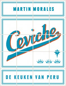 Cover kookboek Ceviche