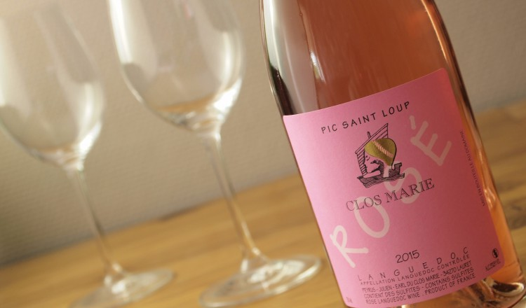 Rosé Clos Marie