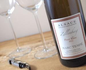 Pinot blanc van Marc Tempé
