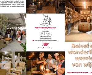 Wijnmuseum winactie
