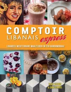 Cover Comptoir Libanais Express