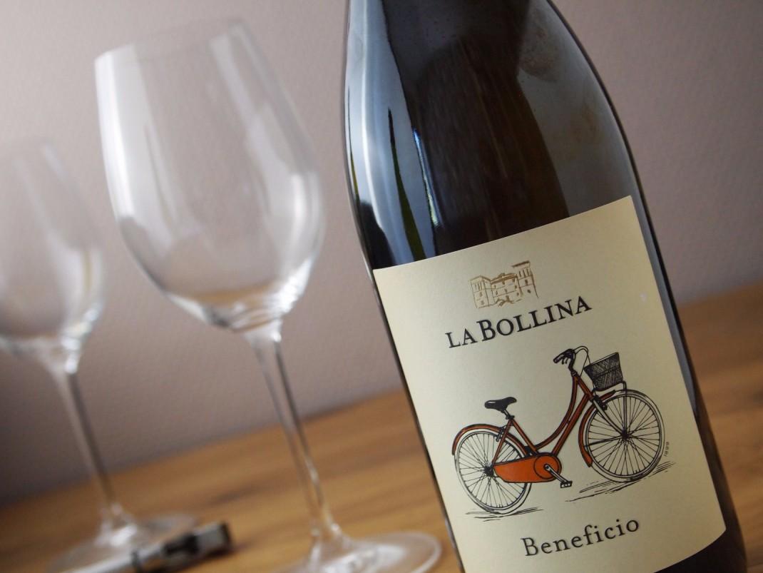 La Bollina Chardonnay Beneficio