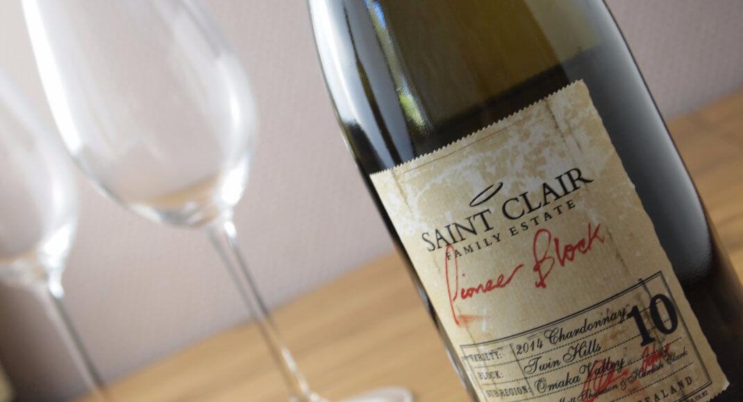 Saint clair chardonnay PB 10