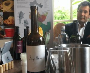 Alberto Arizo, wijnmaker Luigi Bosca