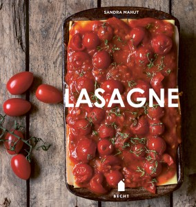 cover kookboek Lasagne