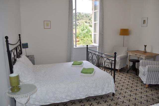 Slaapkamer La Souche Languedoc