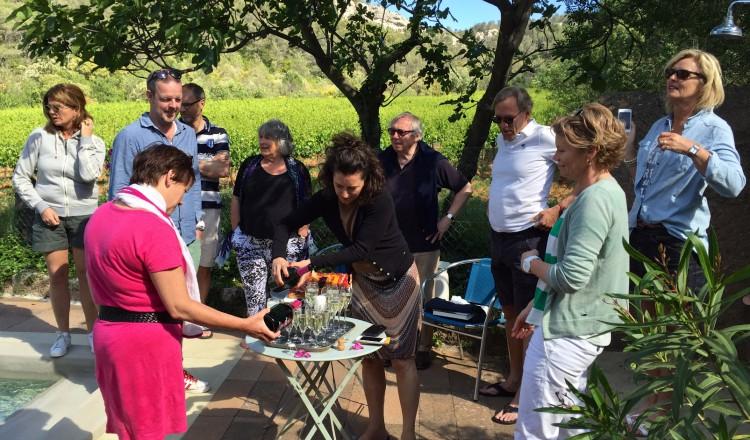 Languedoc verjaardag