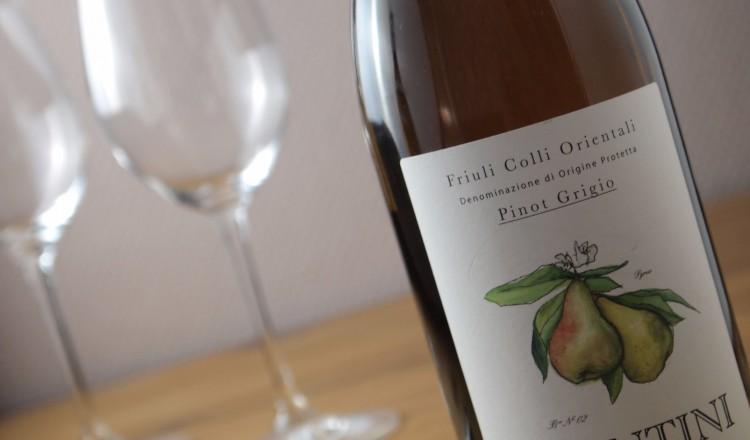 Pinot Grigio van Visintini