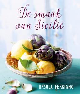 Cover De smaak van sicilie