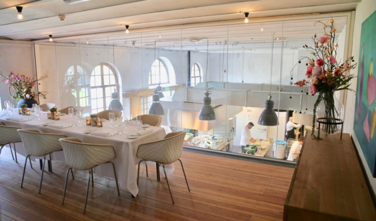 Restaurant Bentinck_chef's table