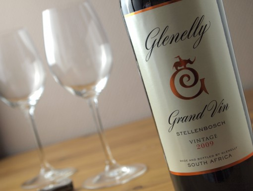 Glenelly Zuid-Afrika Bordeaux blend 2009
