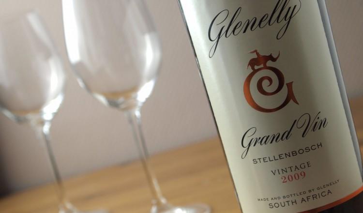 Glenelly Zuid-Afrika Bordeaux blend 2009