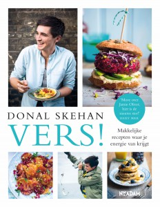 Cover Vers, van Donal Skehan
