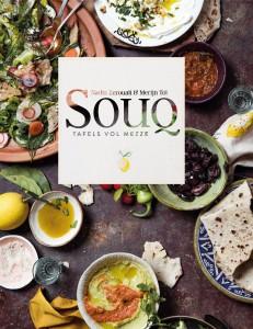 Cover kookboek Souq