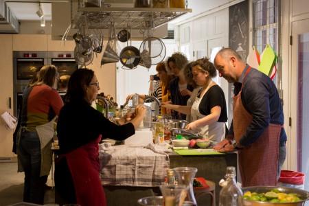 Workshop kookboek Souq