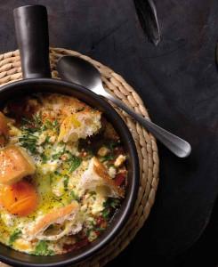 Shakshuka uit kookboek Simple Food