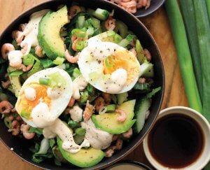 Japanse salade uit Easy Sla
