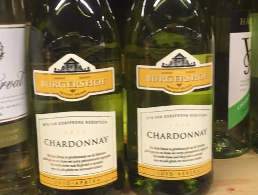 Hoe herken ik chardonnay?