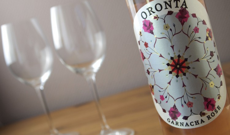Oronta rosé uit Calatayud