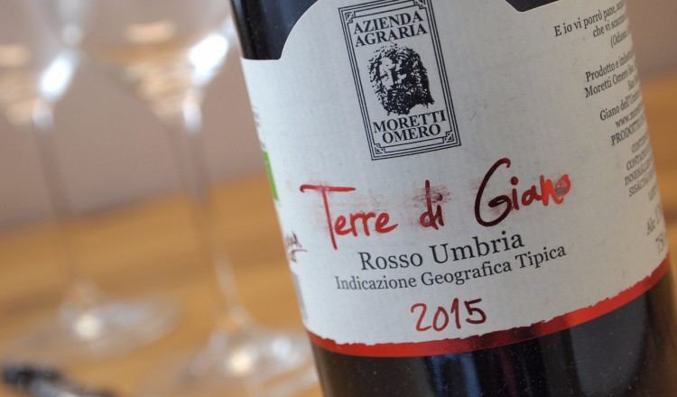 Rosso Umbria 2015