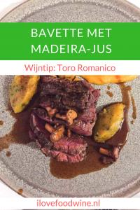 Recept: Bavette met madeira-jus en pompoen #biefstuk
