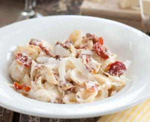 Supersnelle pasta met pomodorini