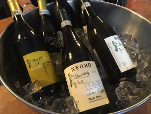 Wijn van Azienda Negro uit Piëmonte