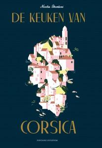 Cover De keuken van Corsica