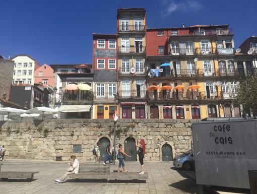 De mooie stad PORTO