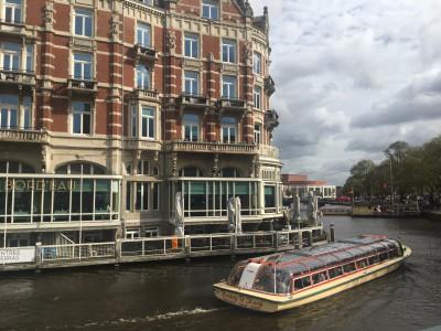 Restaurant Bord'eau in Amsterdam