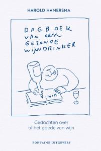 Cover Dagboek van een gezonde wijndrinker