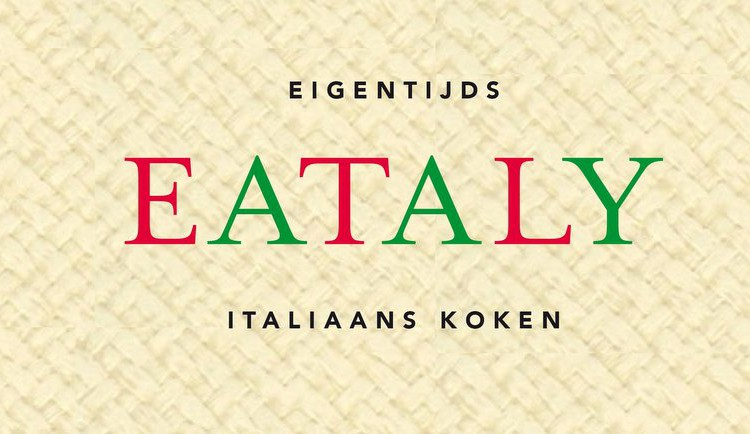 Cover Eataly liggend