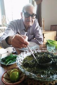 Opa Jiddo uit Jordanië