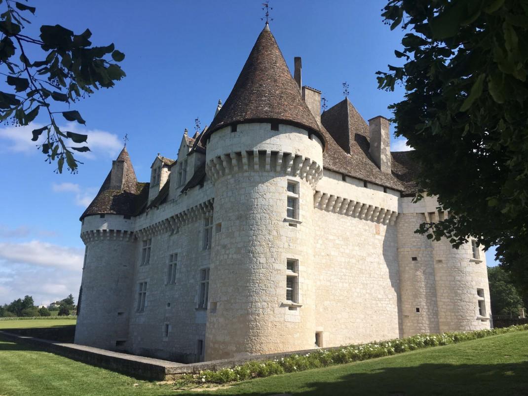 Kasteel in Bergerac