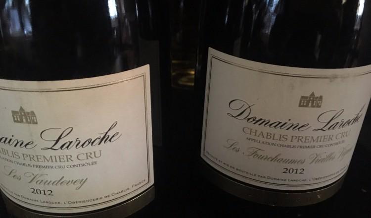 Chablis van Domaine Laroche