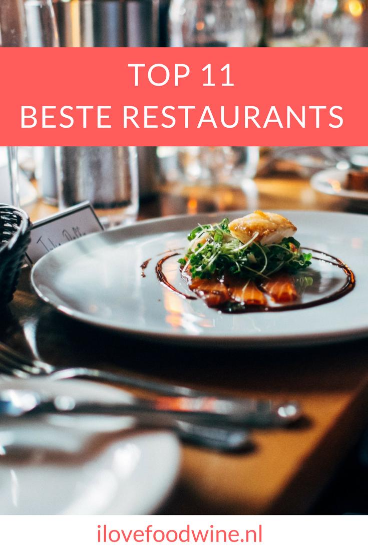 Carla's Restaurantsrecensies Top 11 beste restaurants in volgorde van bezoek.