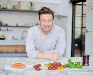 Portret Jamie Oliver