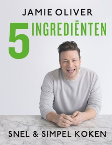 Cover 5 Ingredienten Jamie Oliver - cover